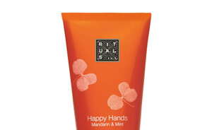 REVIEW: Rituals Happy Hands Handlotion Mandarin & Mint