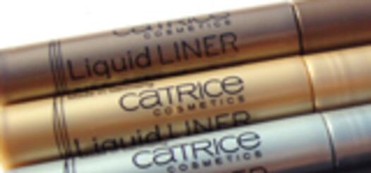 Review : budget eyeliner van essence, catrice en hema.